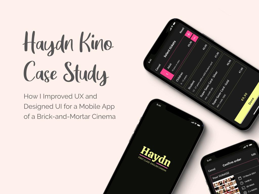 Haydn Kino Cinema Case Study